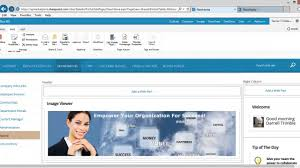sharepoint online templates intranet portal template for sharepoint and office 365 youtube