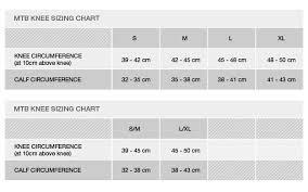 Alpinestars Knee Pad Size Chart Alpinestars Sx 1 Knee Guard Size Guide Dvola