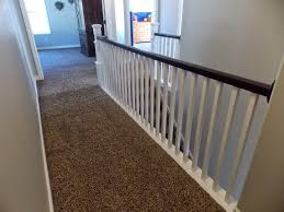 Build Newel Post Remodelaholic Stair Banister Renovation Using Existing Newel