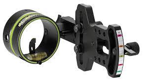 Hha Sight Tape Chart Optimizer Lite Single Pin Adjustable Bow Sight By Hha Sports