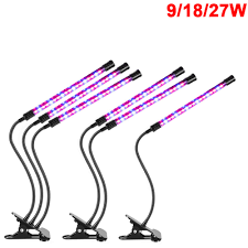 Led Grow Lights For Sale Ebay Led Grow Light Plant Growing Lamp Lights With Clip For Indoor Plants Hydroponics