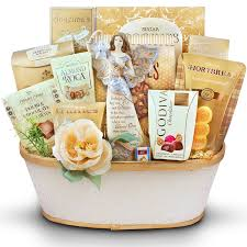 sympathy 28 thank you gift baskets