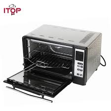 <b>ITOP</b> New 10L Household <b>Infrared</b> Oven electric timer making ...