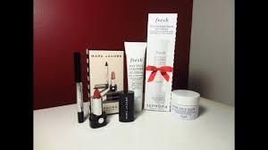 sephora 2016 birthday gift review amanda l