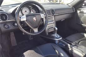 The boxster s has a firmer sport suspension. 2007 Porsche Boxster S