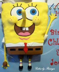Spongebob Squarepants Cake By Raewyn Read Cake Design Cakesdecor