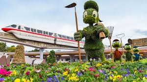 epcot international flower garden festival diy flower and vegetable pots