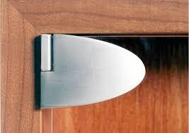 badge non bore hinge lock system for lightweight glass doors