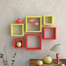 lovely square box wall shelves 80 in wall mounted shelves with baskets with square box wall
