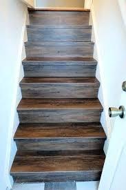 vinyl flooring cost wood like vinyl flooring great solution wood look vinyl tile on a stair vinyl flooring