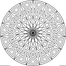 Small Picture Coloring Pages Of Cool Designs New Design itgodme