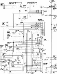gmc wiring diagrams wiring diagrams instrument panel wiring diagram of 1984 ford bronco