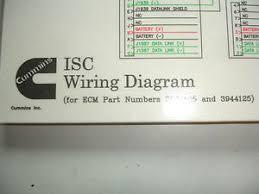 cummins diesel isc wiring diagram factory service shop manual cummins wiring diagram 0612 image is loading cummins diesel isc wiring diagram factory service shop