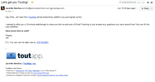 example of email 5 examples of how to put your email call to action to work