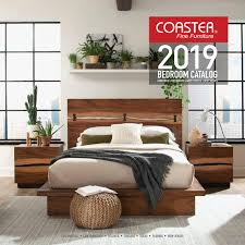 Coaster 2019 Bedroom Catalog by Coaster Company of America ...