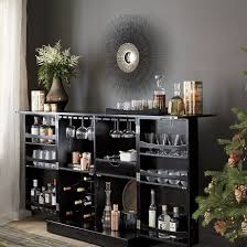 Living Room Wine Bar Living Room Attractive Modern Wine Bar Cabinet Furniture With