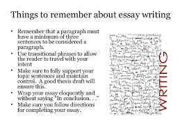 speaking of english rhetoric writing thesis drafts and es  27 things to remember about essay writing•