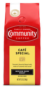Rated 5 out of 5 by msbrn from great instant coffee i bought this coffee on a recommendation from a friend. Amazon Com Community Coffee 100 Pure Ground Chicory 12 Ounce Bag Pack Of 6 Grocery Gourmet Food