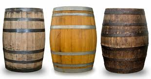 oak wine barrel barrels whiskey. Delighful Barrel A Wine Whiskey And Bourbon Barrel Lined Up Next To Each Other Give A Inside Oak Wine Barrel Barrels Whiskey D