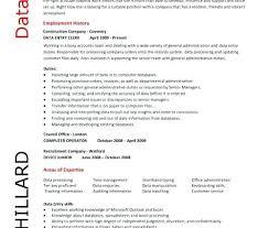 data entry resume sample skills with no experience writing wallpaper resu