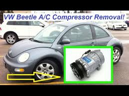 vw beetle a c compressor removal and replacement beetle air vw beetle a c compressor removal and replacement beetle air conditioning compressor