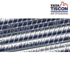 Tata Tiscon Sd Tmt Bar For Construction Tata Steel Limited