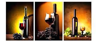wine wall art metal wine wall art metal wine bottle modern wall art print mounted on