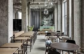 Denmark Industrial Design Rene Redzepis New Restaurant 108 Is A Raw Industrial Space