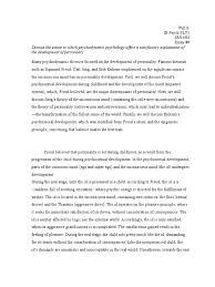 personality theories in the psychodynamic perspective by pariya personality theories in the psychodynamic perspective by pariya sripakdeevong id psychodynamics