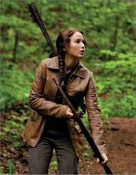 good stills and information about katniss s hunting outfit good stills and information about katniss s hunting outfit
