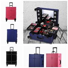 professional rolling makeup case with 6 led lights 50x40x23cm in cosmetic bags cases from luge bags on aliexpress alibaba group