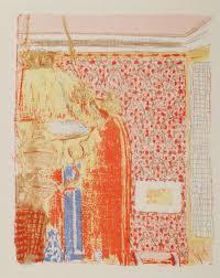 Interieur Met Roze Behang Ii Museum Boijmans Van Beuningen
