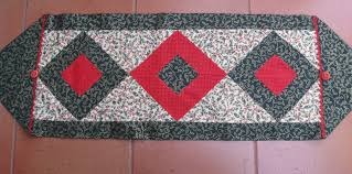 10 Minute Table Runner Pattern Stunning Vicki's Fabric Creations 48 Minute Table Runner Meets Tube Quilting