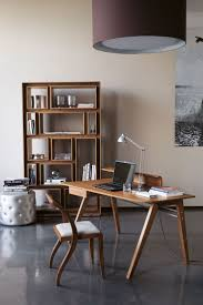 lovely long desks home office 5. 5 trendy desks to complete the perfect modern home office lovely long v