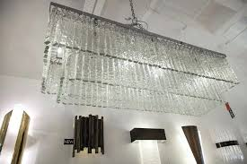 hanging pendant lighting that mesmerizes in the most elegant ways large two tier rectangular chandelier long