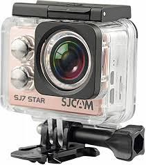 <b>Экшн</b>-<b>камера SJCam SJ7 Star</b> 12Mpix розовый: купить за 14360 ...