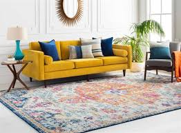 surya harput rectangular ivory blue orange area rug syhap1000rec