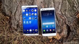 Huawei Honor 7 vs Ascend Mate 7 ...