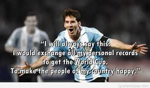 Lionel Messi Quotes Beauteous Lionel Messi Quote For Instagram