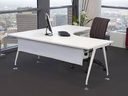white office desk ikea. White L Shaped Executive Desk Design Office Ikea