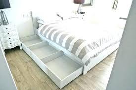 California King Slatted Bed Frame. Solid Wood King Slat Headboard ...