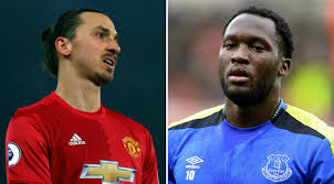 Image result for zlatan and lukaku