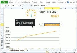 Mileage Tracker Sheet Free Printable Mileage Log Sheet Vehicle Record Spreadsheet Post Gas