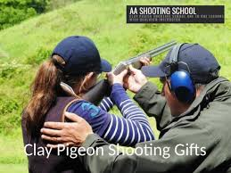 get the best clay pigeon shooting gifts from aa shooting gif