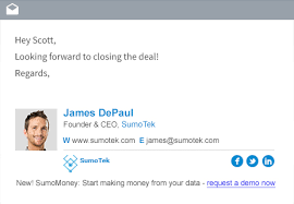 How To Create Your Perfect Startup Team Email Signature