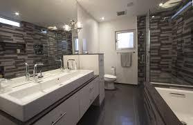 Modern bathroom remodel Diy Master Bathroom Bathroom Bowery Nyc Contemporary Interior Remodeling Eclectic Builders The Modern Bathroom