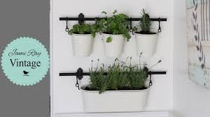 ikea kitchen herb garden hanging herb