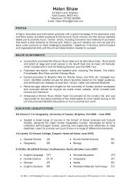 Example Of Great Resume Enchanting Resume Sample Great Examples Of Resumes Playcineorg