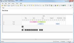 Spotfire Developer Gantt Chart 6 0