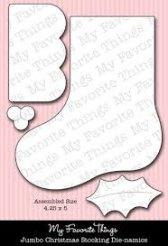 Small Picture Joy Stocking and Faux Embossing Tutorial Paper Cuts